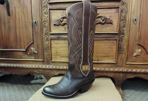 Stockman Boot Type