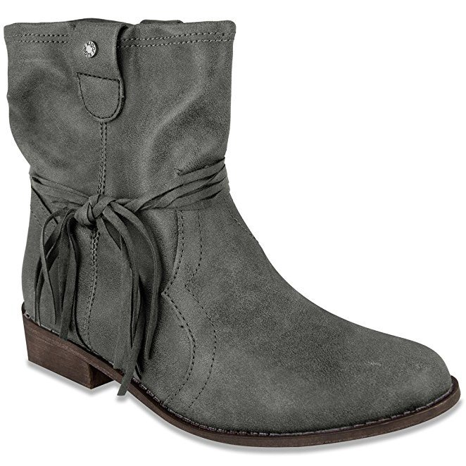 Sugar Women Imlate Ankle Bootie