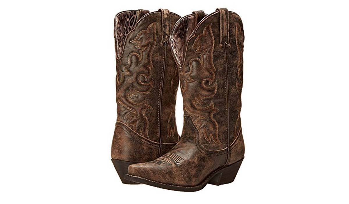 1ef798924aa A Guide to Wide Calf Cowboy Boots  Who Needs to Wear Them   5 Real ...