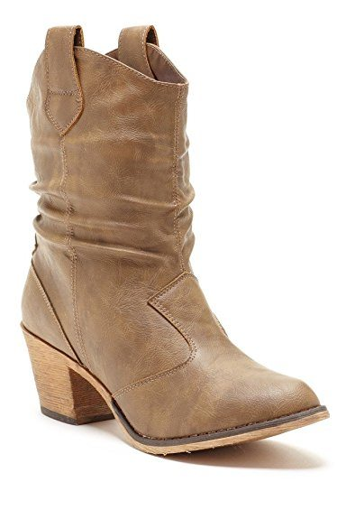 Charles Albert Modern Western Cowboy Distressed Boot