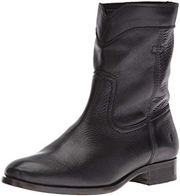 FRYE Womens Cara Roper Short Boot